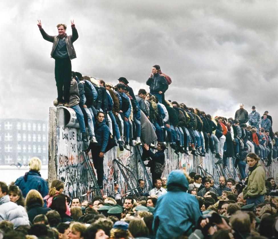 Muro Berlin caida 2