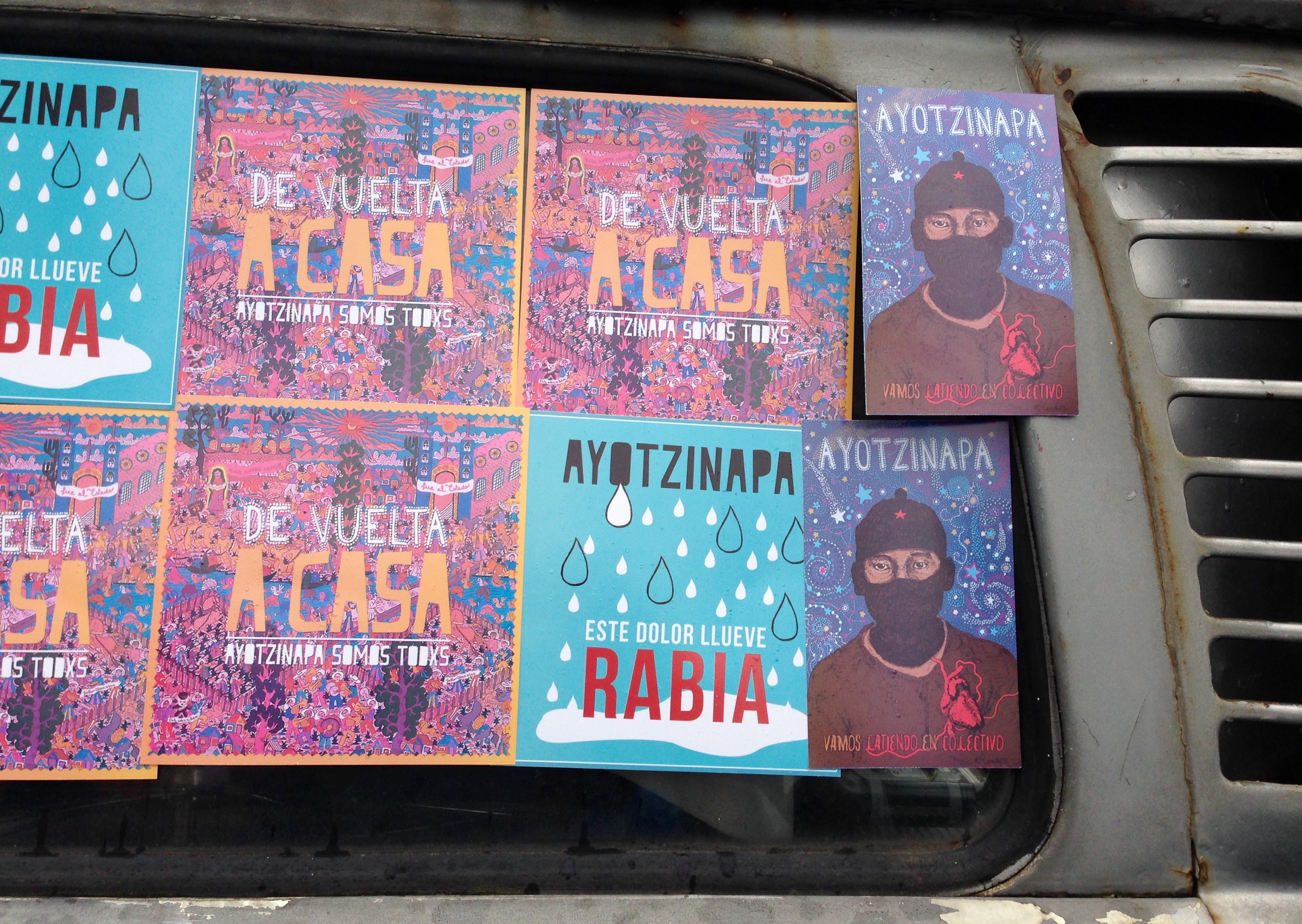 Ayotzinapa 2015