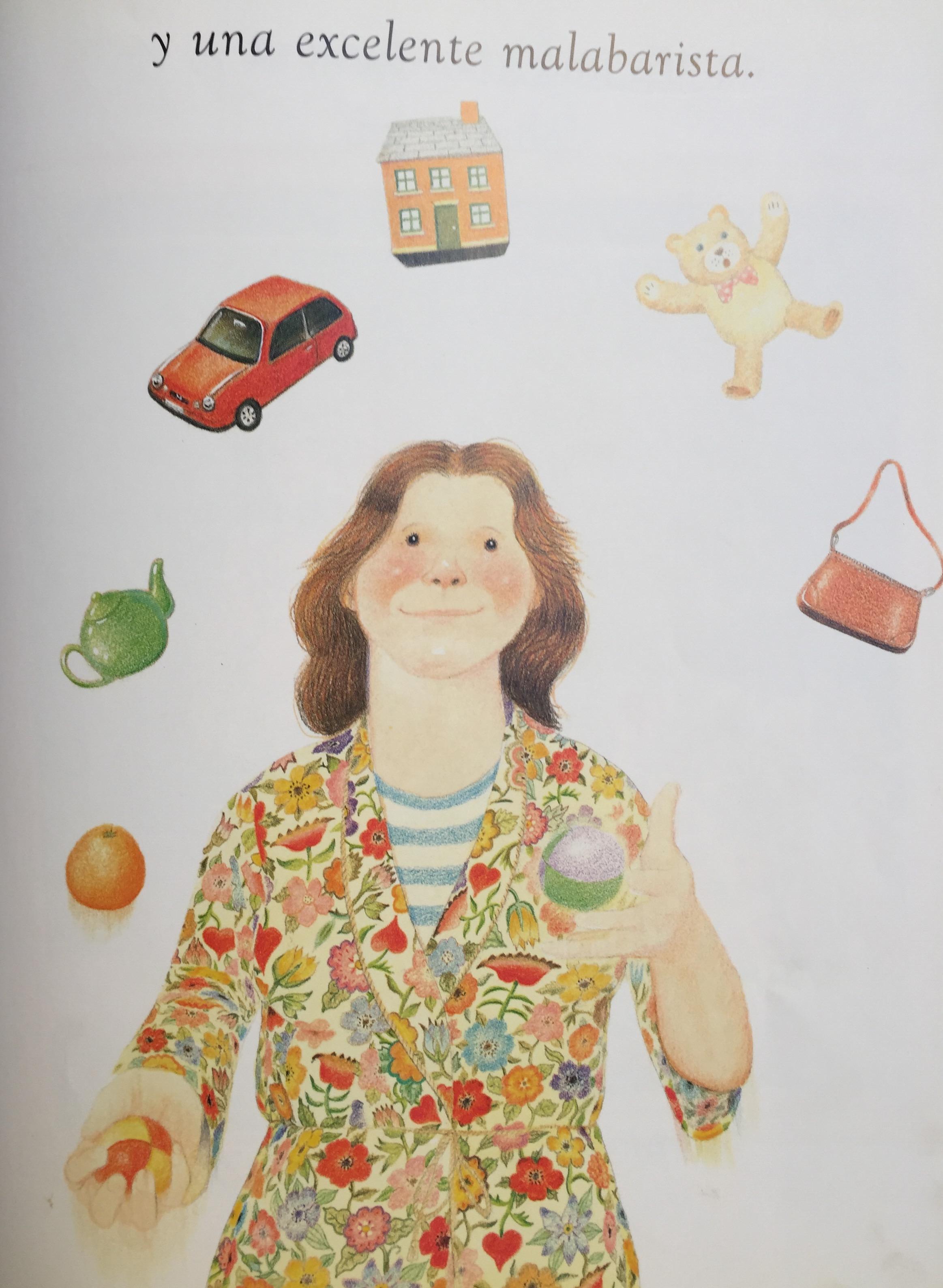 """Del libro """"Mi mamá"""" de David Browne"""